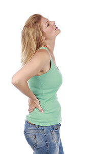 middle age back pain